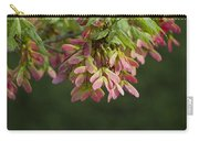 Super Sweet Winged Maple Seeds Carry-all Pouch
