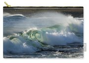 Super Wave At The Barents Sea Coast Carry-all Pouch
