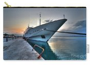 Super Yacht At Nafplion  Carry-all Pouch