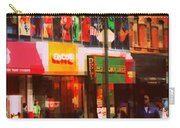 Superheroes Of New York - Midtown In Gotham City Carry-all Pouch