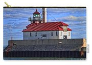 Superior And Duluth Harbor Lighthouse Carry-all Pouch