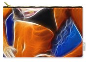 Superman 1 Fractal Carry-all Pouch by Gary Gingrich Galleries