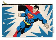Superman 8 Carry-all Pouch