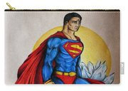 Superman Lives On Carry-all Pouch