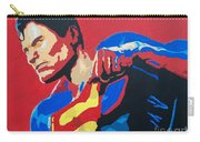 Superman - Red Sky Carry-all Pouch