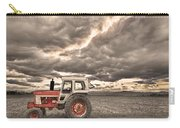 Superman Sepia Skies Carry-all Pouch