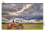 Superman Skies Carry-all Pouch by James BO  Insogna