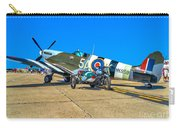 Supermarine Mk959 Spitfire Carry-all Pouch