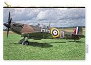 Supermarine Spitifire 1a Carry-all Pouch