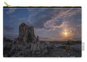 Supermoon At Mono Lake Carry-all Pouch