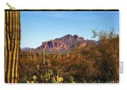 Superstition Splendor Carry-all Pouch
