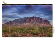 Superstition Twilight  Carry-all Pouch