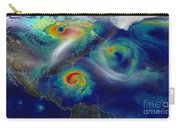 Superstorm Sandy Carry-all Pouch
