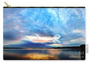 Sureal Pewaukee Lake Sunrise Carry-all Pouch