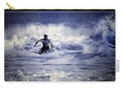 Surf At Summer Carry-all Pouch