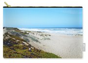 Surf Beach Lompoc California 2 Carry-all Pouch
