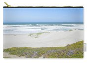 Surf Beach Lompoc California 4 Carry-all Pouch