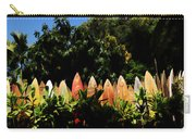 Surfboard Fence - Right Side Carry-all Pouch