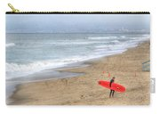 Surfer Boy Carry-all Pouch by Juli Scalzi