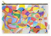 Abstract Dance Party  Carry-all Pouch