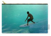 Surfer In The Zone Carry-all Pouch