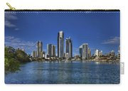 Surfers City Skyline Day Carry-all Pouch