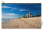Surfers Paradise Beach By Day Carry-all Pouch