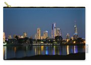 Surfers Paradise By Night Carry-all Pouch