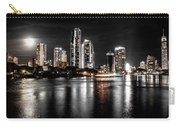 Surfers Paradise Night Reflections Carry-all Pouch