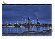 Surfers Paradise Skyline Twilight Carry-all Pouch