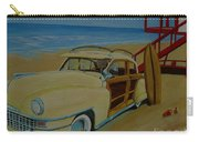 Surfers Woody Carry-all Pouch