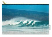 Surfing Duel Carry-all Pouch