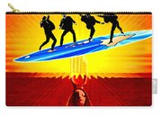 Surfing For Peace Carry-all Pouch