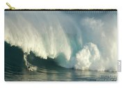 Surfing Jaws 1 Carry-all Pouch