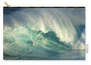 Surfing Jaws Hang Loose Brother Carry-all Pouch