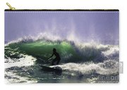 Surfing Pt. Judith Carry-all Pouch