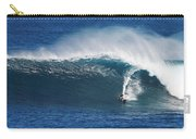 Surfing Waimea Bay Carry-all Pouch