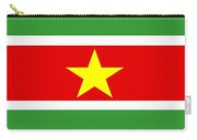 Suriname Flag Carry-all Pouch