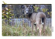 Surprised Deer Carry-all Pouch