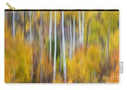 Surreal Aspen Tree Magic Abstract Art Carry-all Pouch
