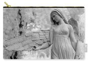 Surreal Dreamy Fantasy Infrared Angel Nature Carry-all Pouch