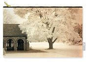 Surreal Ethereal Infrared Sepia Nature Landscape Carry-all Pouch