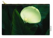 Surreal Peace Lily Carry-all Pouch