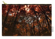 Surrounded By Autumn Carry-all Pouch