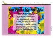 Surrounded By Your Love Carry-all Pouch