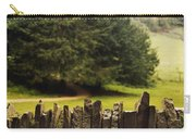 Surrounding The Pasture Carry-all Pouch