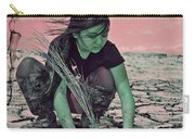 Surviving The Fallout Carry-all Pouch by Absinthe Art By Michelle LeAnn Scott