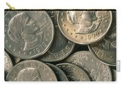 Susan B. Anthony Dollar Carry-all Pouch