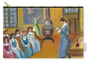 Susan B. Anthony Teaching In Canajoharie Carry-all Pouch