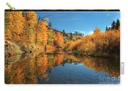 Susan River 11-3-12 Carry-all Pouch